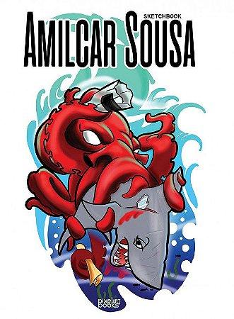 Sketchbook Amilcar Sousa