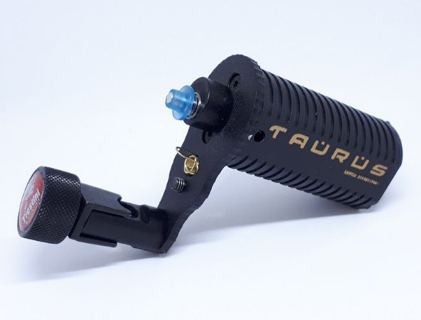 Maquina Rotativa Trestini Taurus - Preta