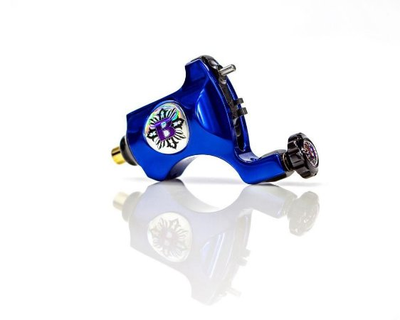 Maquina Rotativa Bishop Rca - Royal Blue