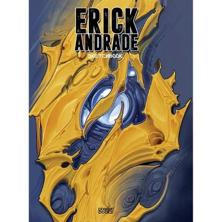 Sketchbook Erick Andrade - Biomecânico