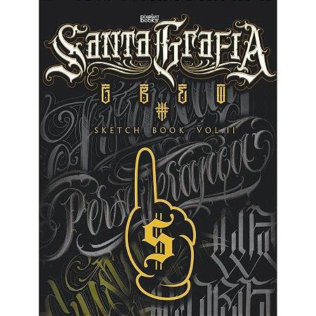 Sketchbook Santa Grafia Vol 02