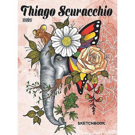Sketchbook Thiago Scuracchio