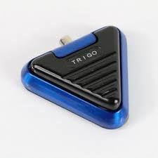 Pedal Aluminio - Azul