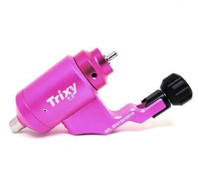 Maquina Rotativa Lauro Paolini Trixy T3 - Rosa