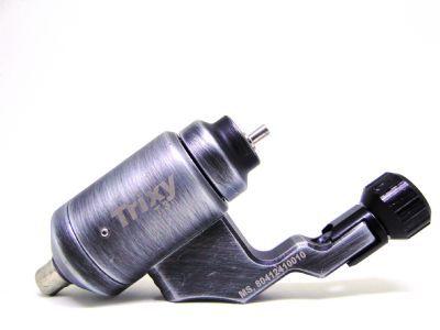 Máquina Rotativa Lauro Paolini Trixy T3 - Prata