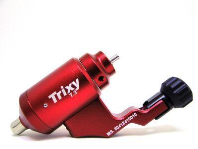 Maquina Rotativa Lauro Paolini Trixy T3 - Vermelha