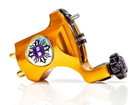 Máquina Rotativa Bishop Clipcord - Lamborghini Orange