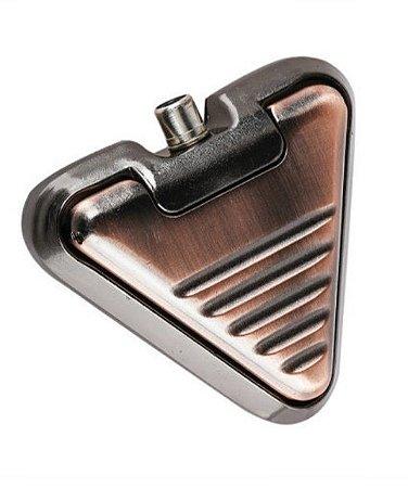 Pedal Aluminio - Bronze