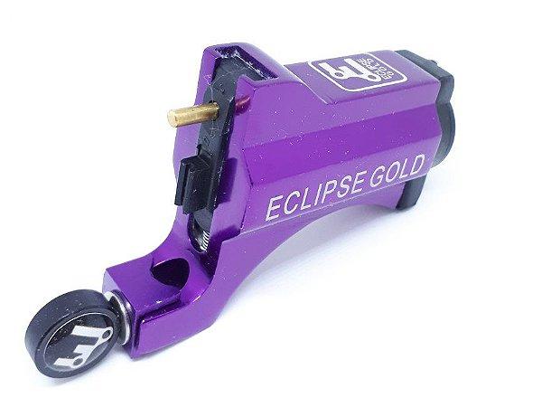 Maquina Rotativa Eclipse Gold - Roxa
