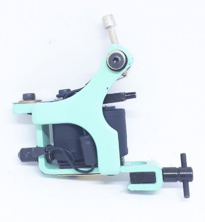 Máquina Iron Works Basic Fly - Verde Agua