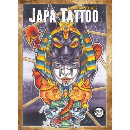 Sketchbook Japa Tattoo Volume 2