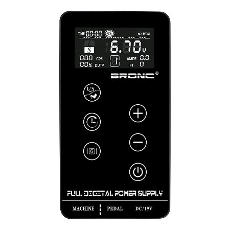 Fonte Digital Bronc Luxury - TPN-035