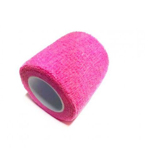 Bandagem Fita Adesiva Auto Aderente - Pink
