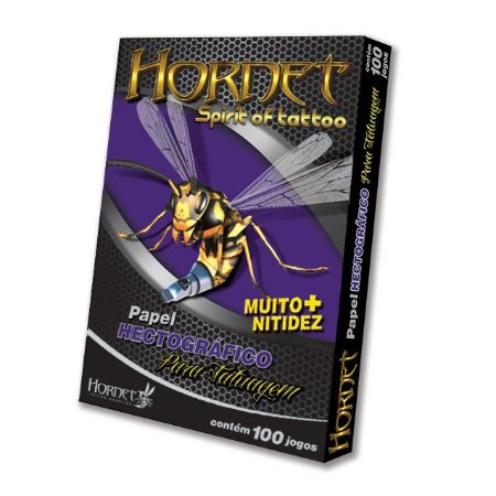 Papel Hectográfico Hornet - 100 Unidades