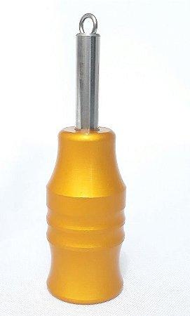 Grip P/ Cartucho Mod 05 - Dourado
