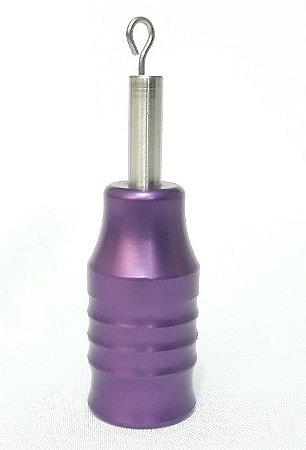 Grip P/ Cartucho Mod 05 - Roxo