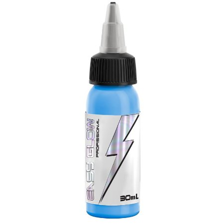 Tinta Easy Glow Electric Blue - 30ml