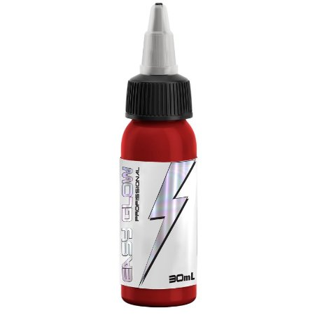 Tinta Easy Glow Red - 30ml