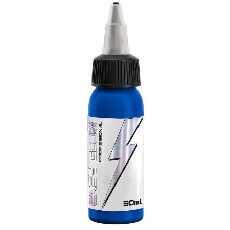 Tinta Easy Glow Sapphire Blue - 30ml