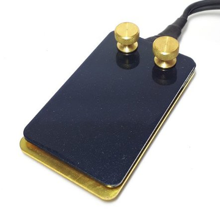 Pedal Aions Bronze 08