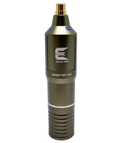 Máquina Kwadron Equaliser Proton Pen Army Green