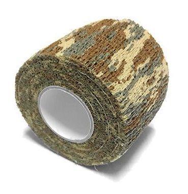 Bandagem Fita Adesiva Auto Aderente - Camo Brown