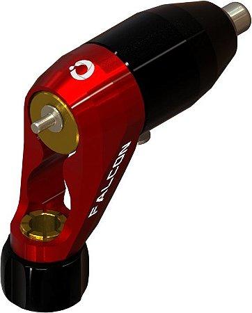 Maquina Rotativa Carbyne Falcon - Vermelha