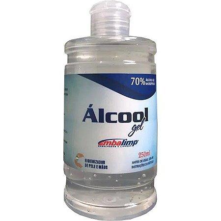 Álcool Gel 250ml