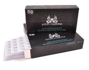 Caixa De Agulhas Aston - Bucha RS - 50 Unidades