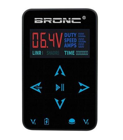 Fonte Digital Bronc Luxury 037