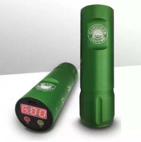 Máquina Hornet Pen EP7 4.2mm - Verde