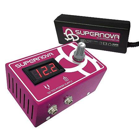 Fonte Digital Supernova - Rosa