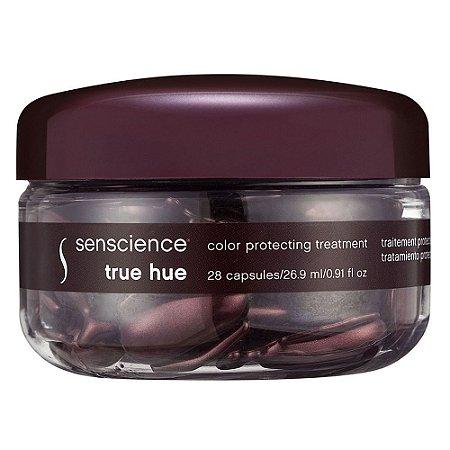 Senscience True Hue Color Protecting - Tratamento 28 Cápsulas