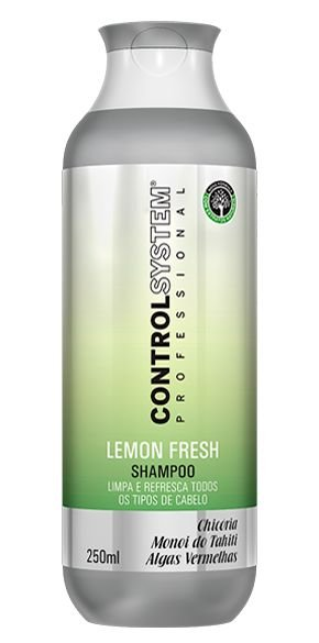 Control System Lemon Fresh - Shampoo 250ml