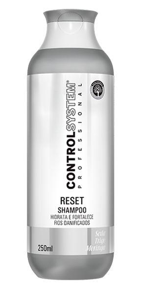 Control System Reset - Shampoo Reconstrutor 250ml