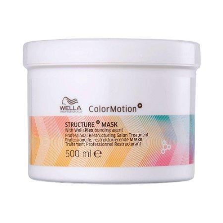 Wella Color Motion+ - Máscara Capilar 500ml