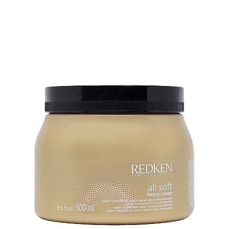 Redken All Soft Heavy Cream - Máscara 500ml