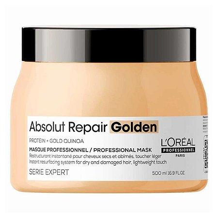 L'Oréal Professionnel Absolut Repair Gold Quinoa + Protein Golden - Máscara Light 500ml