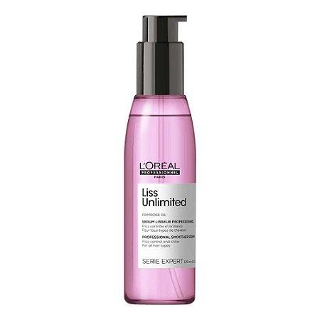 L'Oréal Professionnel Liss Unlimited Sérum Anti-Frizz 125ml