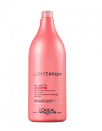 L'Oréal Professionnel Inforcer - Shampoo 1500ml