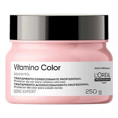 L'Oréal Professionnel Vitamino Color Resveratrol - Máscara 250g