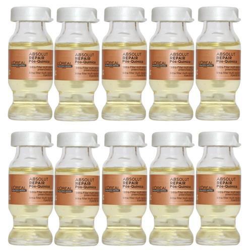 L'Oréal Professionnel Absolut Repair Pós-Química - Ampola 10x10ml