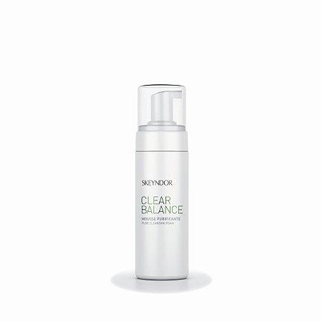 Skeyndor Clear Balance - Mousse Limpeza Purificante - Pele Oleosa 150ml