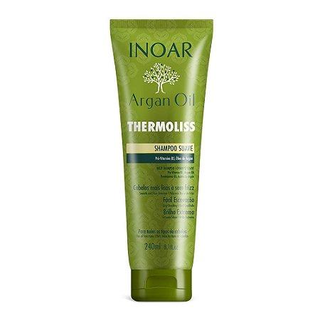 Inoar Thermoliss Shampoo Suave 240ml