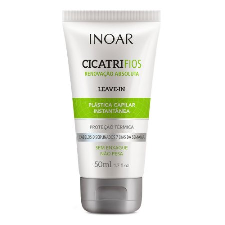 Inoar Cicatrifios Leave in 50ml
