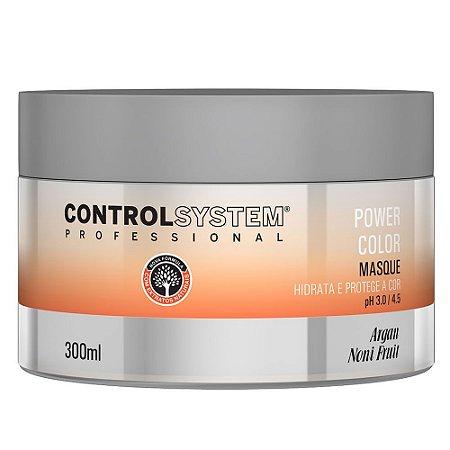 Control System Power Color Masque - Máscara Hidratante 300ml