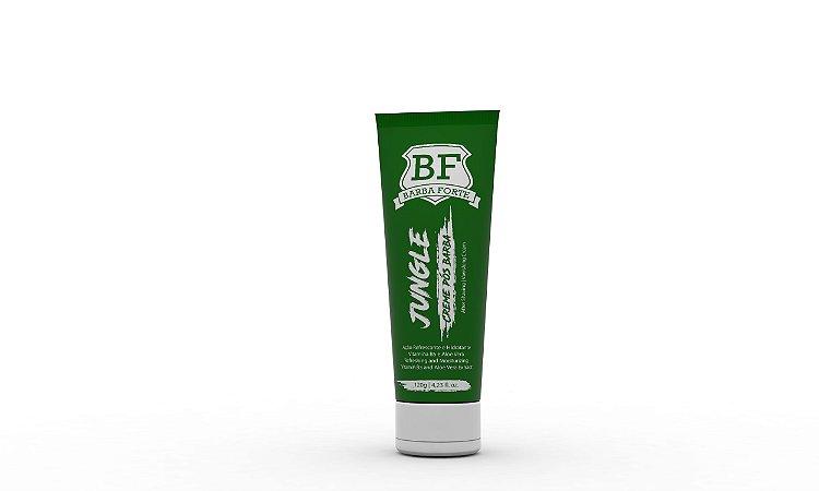 Barba Forte Jungle - Creme Pós Barba 120g