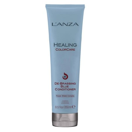L'anza Healing Color Care De-Brassing Blue - Condicionador 250ml