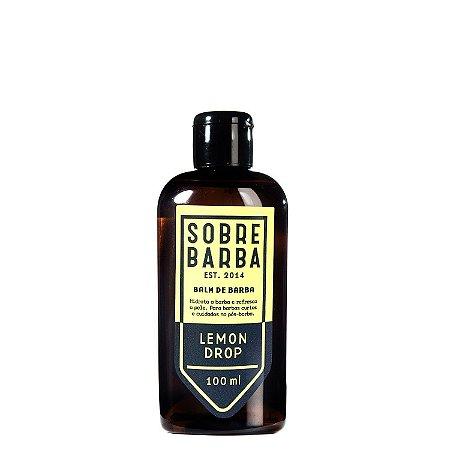 Sobrebarba Lemon Drop - Balm de Barba 100ml