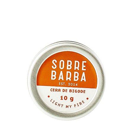 Sobrebarba  Light My Fire  - Cera de Bigode 10g